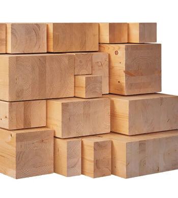 KVH constructiehout KVH bois de construction 1